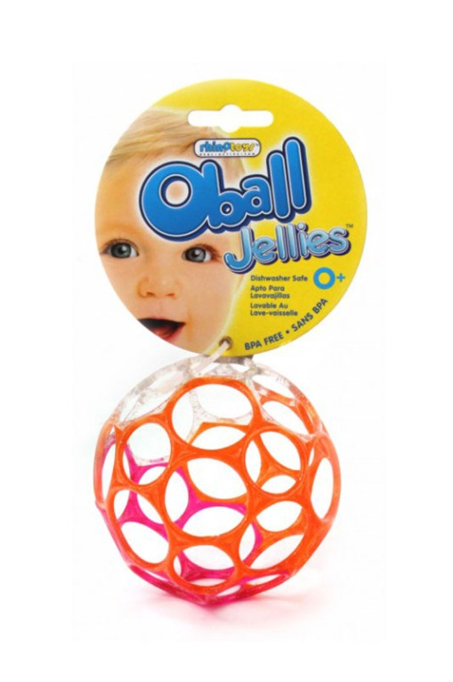 Rhino Toys O ball Jellies