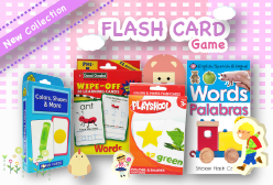 New collection (Flash Card game) for your baby