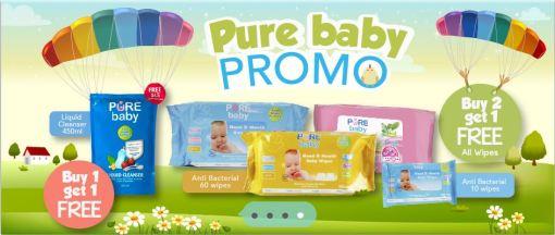 Promo Pure Baby