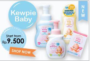 NEW ARRIVAL KEWPIE BABY