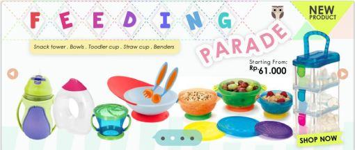 Feeding Parade!!