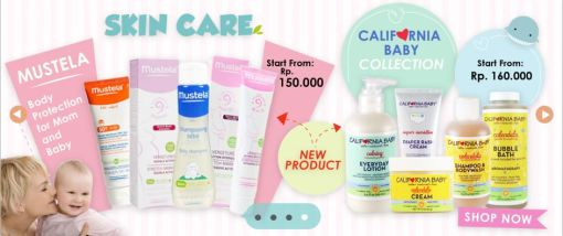 SKIN CARE FOR MOM AND BABY