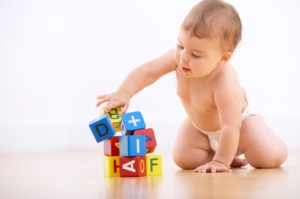 baby learning blocks