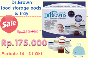 promo dr brown