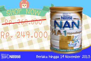 sub banner Nestle nan ha
