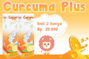 curcuma plus orange
