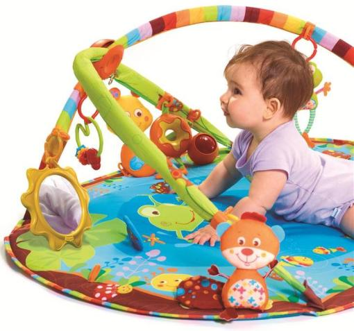 Mainan bayi yang pas untuk si kecil