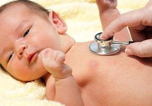 Aneka Gangguan Kesehatan Pada Bayi